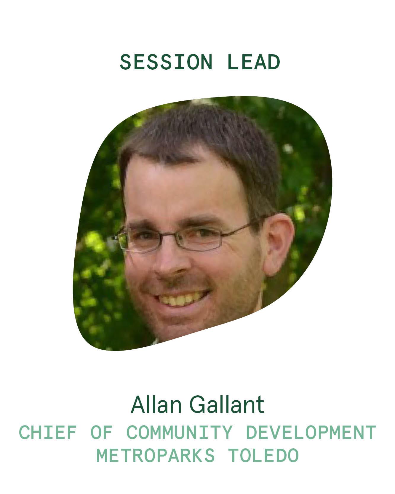 Session Lead_Allan Gallant