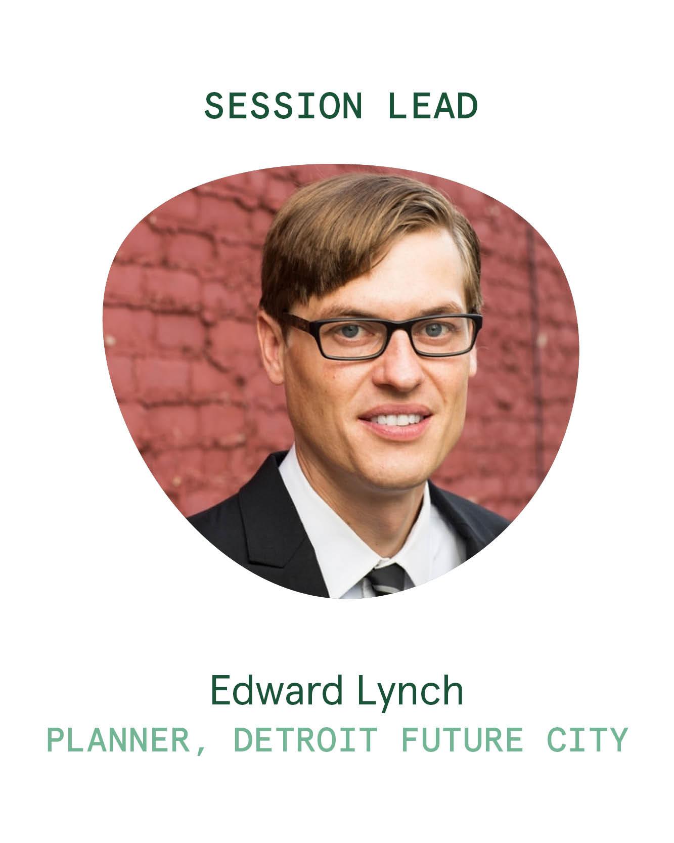 Session Lead_Edward Lynch