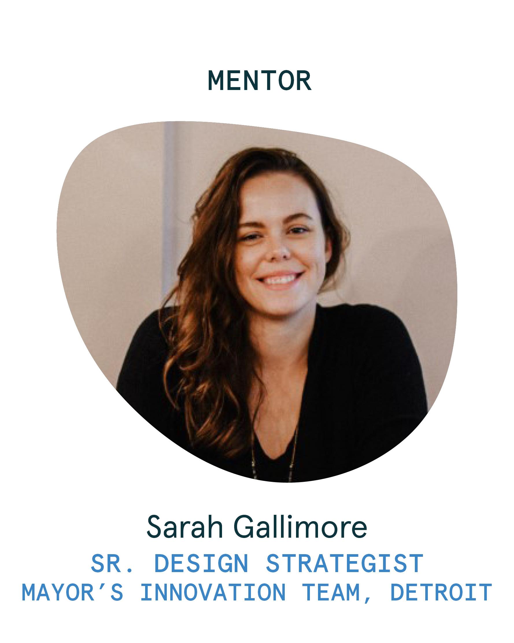 Mentor_Sarah Gallimore