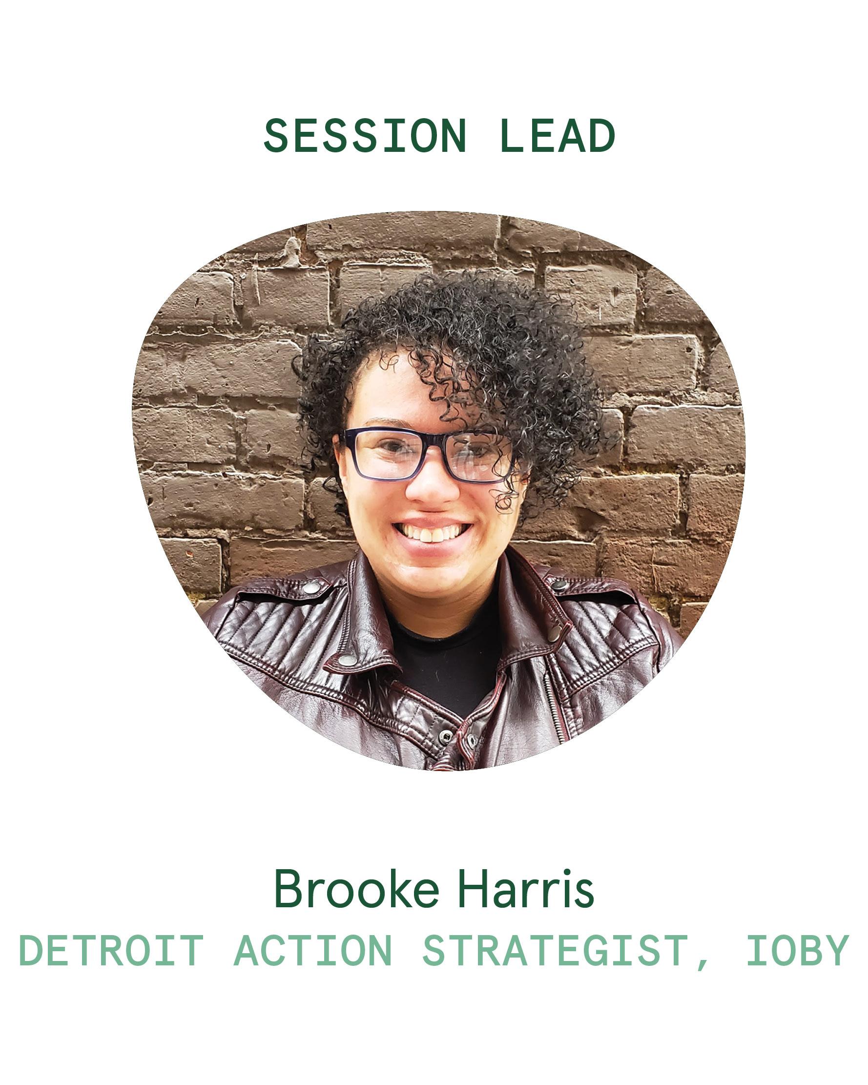Session Lead_Brooke Harris