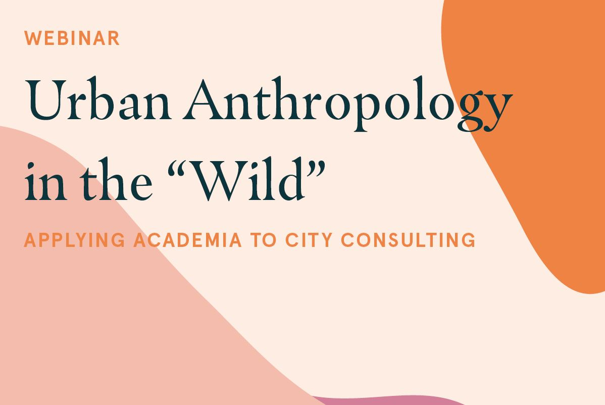 Urban Anthropology in the